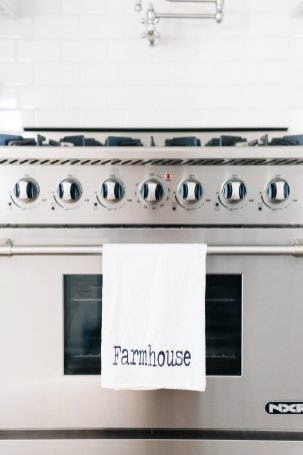 farmhouse dish towel
