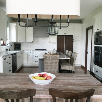 Kitchen Farmhouse Renovation