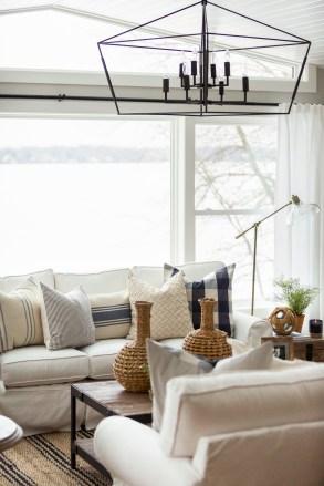 Living Room Renovation in Orono, Minnesota