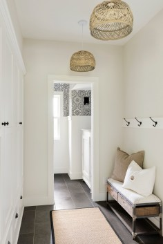 country entryway