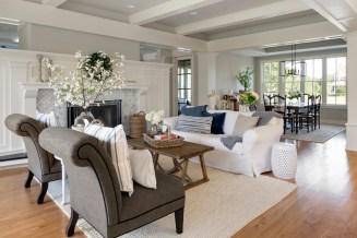 Classic Farmhouse Living Room