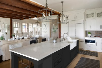 Modern Farmhouse Kitchen Island Ideas