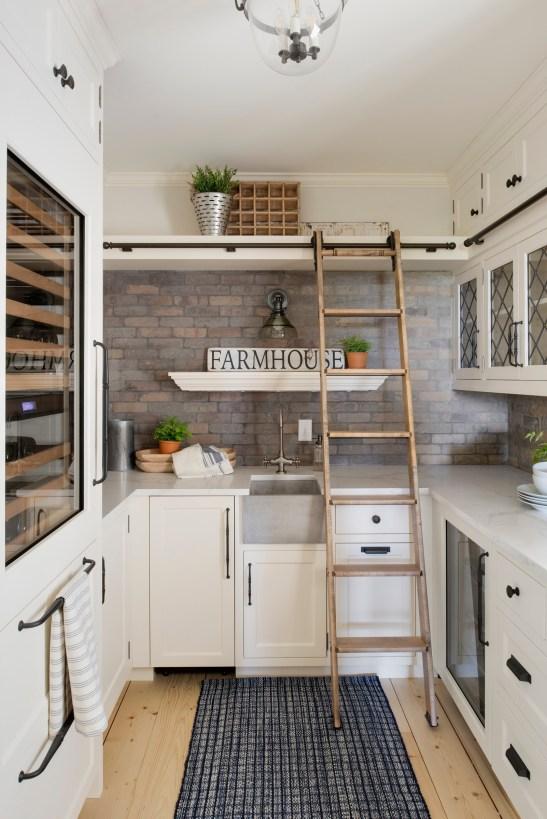 Orono Home Renovation Butlers Pantry Ideas