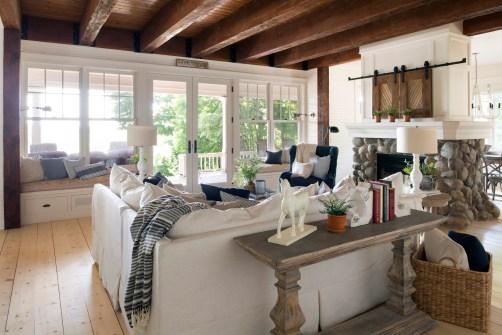Homestead Farm Living Room Ideas