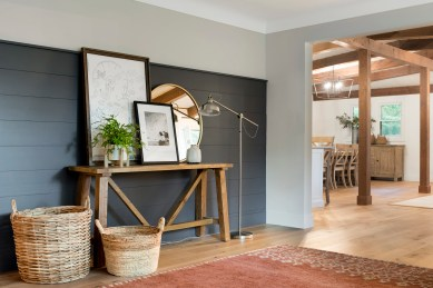 California Rustic Home Design & Styling