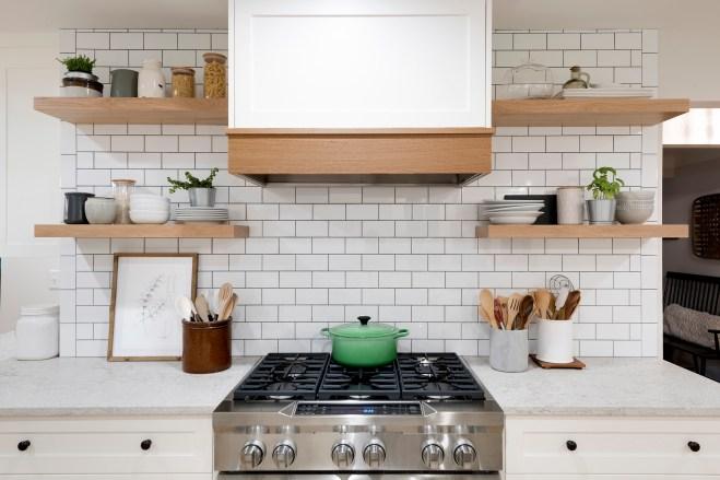 California Rustic Kitchen
