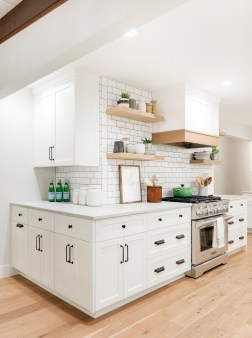 Minnetonka White Kitchen Renovation