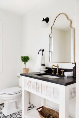 country home powder room design inspiration