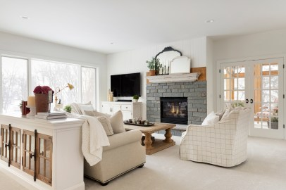 Fireplace for Cottage Style Homes