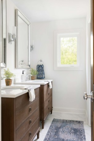 Master Bathroom Vanity Home with a View Project