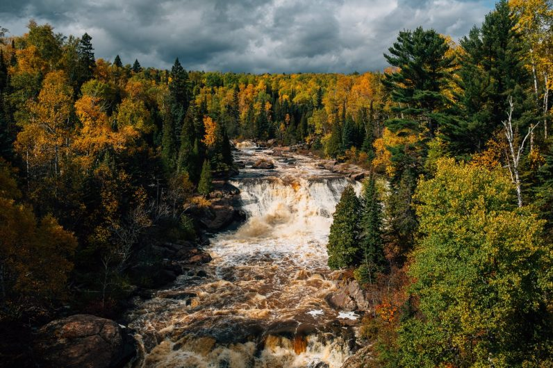 Minnesota in Fall