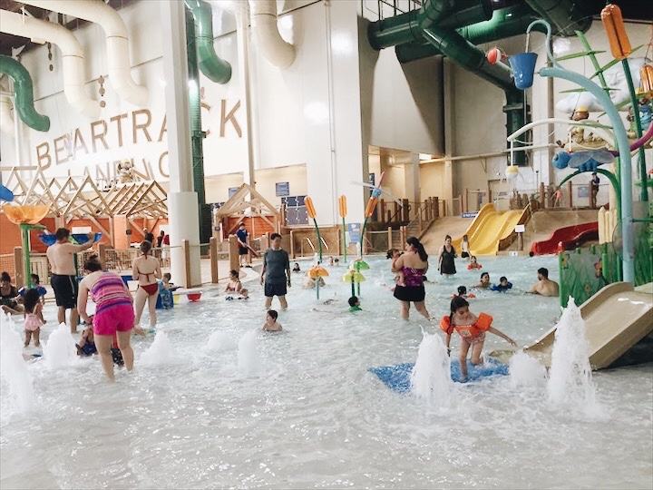 Great Wolf Lodge Garden Grove (Orange County, CA) Toddler and Baby Area