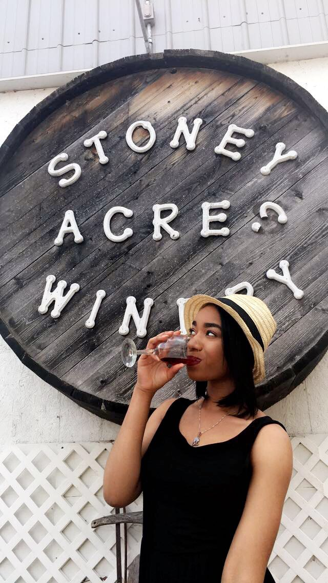 Wine-ing Down