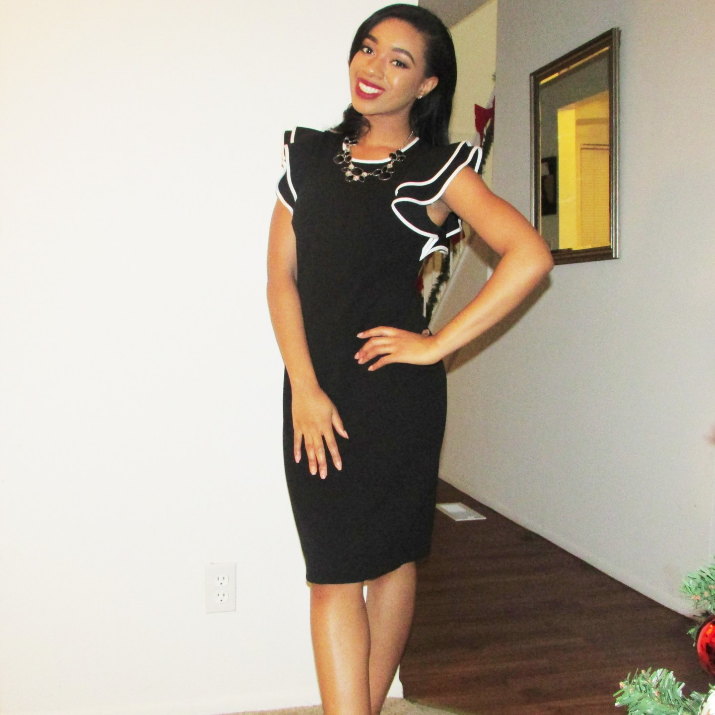 NAACP Banquet + What to Wear When Hosting