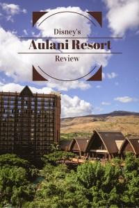 Aulani Resort Review - Disney's Hawaiian Resort