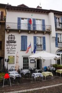 Albergo del Sole Restaurant Review - Varenna, Italy