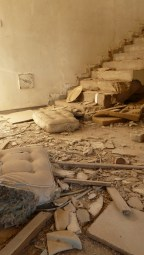 Inside an Abandoned Home of Failaka Island, Kuwait - by Anika Mikkelson - Miss Maps