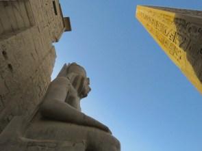 Luxor Egypt Obélisque - February 2015