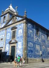 Capela das Almas Church - Porto, Portugal - by Anika Mikkelson - Miss Maps