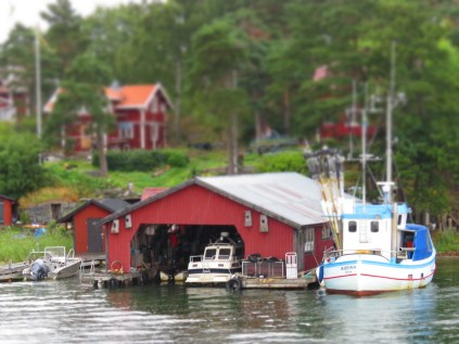 Swedish Archipelagos - August 2015 - by Anika Mikkelson - Miss Maps