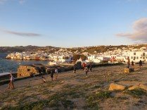 Mykonos, Greece - April 2015
