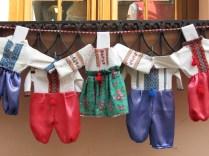 Baby Clothes - Lviv Ukraine by Anika Mikkelson - www.MissMaps.com