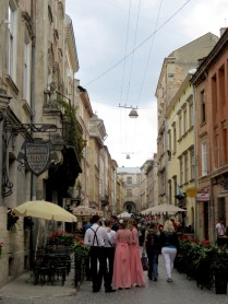 Lviv Ukraine by Anika Mikkelson - www.MissMaps.com