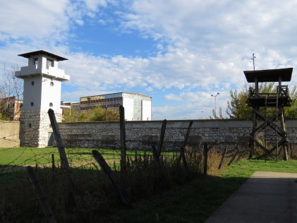 Nis Concentration Camp Watch Towers