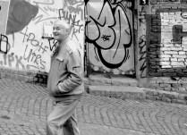 Old Man's Fresh Smile - Belgrade, Serbia