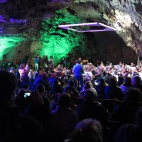 Life on a Romanian Monastery: Pestera Romanesti's Concert in a Cave