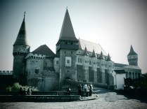 The Haunted Hunyad Castle (Castelul Huniazilor) in Hunedoara, Romania by Anika Mikkelson www.MissMaps.com Miss Maps