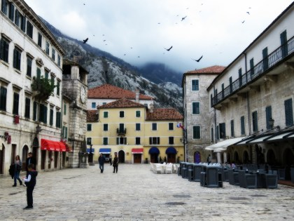 Old Town Kotor Montenegro - by Anika Mikkelson - Miss Maps - www.MissMaps.com