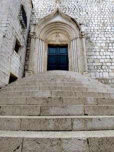 One of GoT's filming locations - St Dominika Street - Dubrovnik, Croatia - by Anika Mikkelson - Miss Maps - www.MissMaps.com