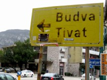 Where to Next? Budva or Tivat? - Choices from Kotor Montenegro - by Anika Mikkelson - Miss Maps - www.MissMaps.com