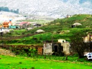 Bunkers in the Hills of Albania - Gjirokaster Albania - by Anika Mikkelson - Miss Maps - www.MissMaps.com