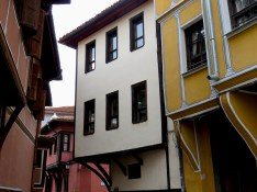 Homes of Old Town Plovdiv, Bulgaria - by Anika Mikkelson - Miss Maps