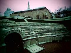 The Roman Stadium of Plovdiv, Bulgaria - by Anika Mikkelson - Miss Maps