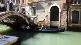 Cruising through Venice Italy - by Anika Mikkelson - Miss Maps - www.MissMaps.com