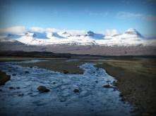 Icelandic Rivers - Iceland - by Anika Mikkelson - Miss Maps - www.MissMaps.com