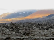 Moonscapes - Western Iceland - by Anika Mikkelson - Miss Maps - www.MissMaps.com