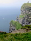 O'Brien's Tower -The Cliffs of Moher - Ireland - by Anika Mikkelson - Miss Maps - www.MissMaps.com
