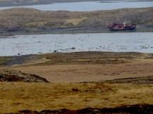 Shipwrecked - Western Iceland - by Anika Mikkelson - Miss Maps - www.MissMaps.com