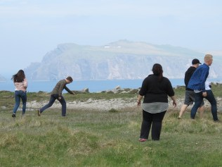 Soggy Bogs make for interesting walks on the Western Peninsula of Ireland - by Anika Mikkelson - Miss Maps - www.MissMaps.com
