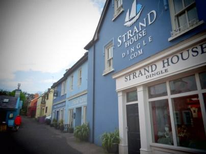 Strand House - Dingle Ireland - by Anika Mikkelson - Miss Maps - www.MissMaps.com