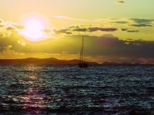 Sunsets and Sailboats in Zadar Croatia - by Anika Mikkelson - Miss Maps - www.MissMaps.com