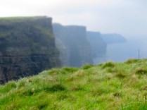 The Cliffs of Moher - Ireland - by Anika Mikkelson - Miss Maps - www.MissMaps.com