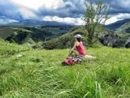 Enjoying the View - photo by Zana @ World of a Travelholic - Anika Mikkelson - Miss Maps - www.MissMaps.com