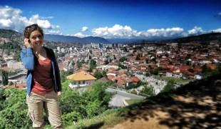 Day 1 - Sarajevo - Bosnia and Herzegovina - by Anika Mikkelson - Miss Maps - MissMaps.com
