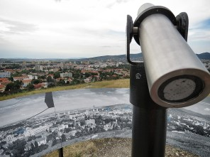 Check out the View - Nitra Slovakia - by Anika Mikkelson - Miss Maps - www.MissMaps.com