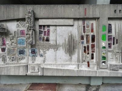Communist Era Walls - Nitra Slovakia - by Anika Mikkelson - Miss Maps - www.MissMaps.com